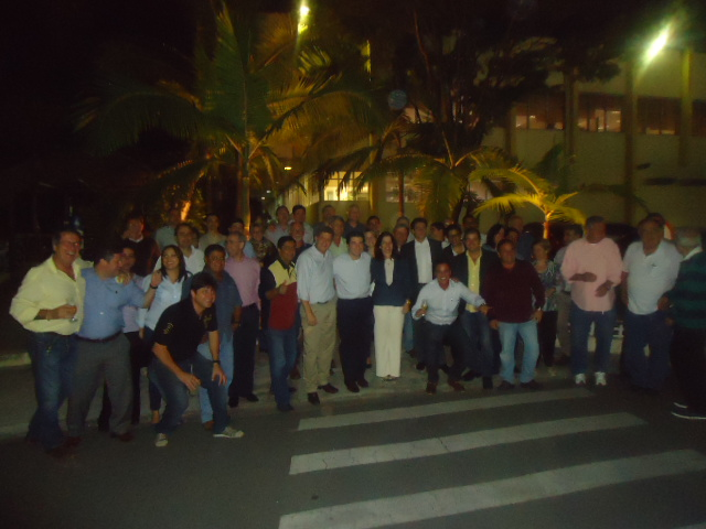 Despedida do Dennis Ventura da Caterpillar