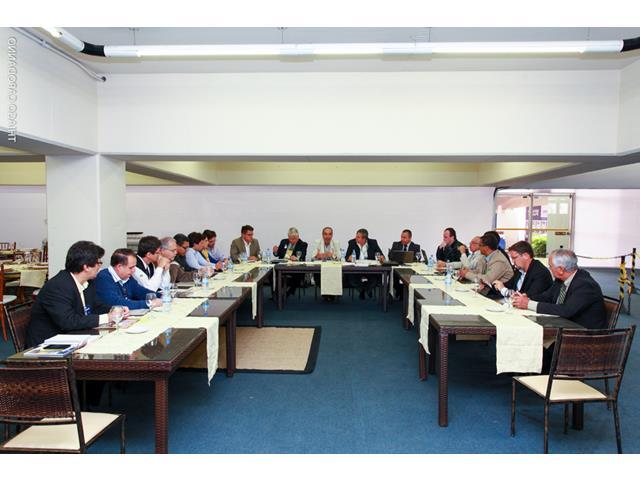 Reunião da ANALOC – Concrete Show South 2014