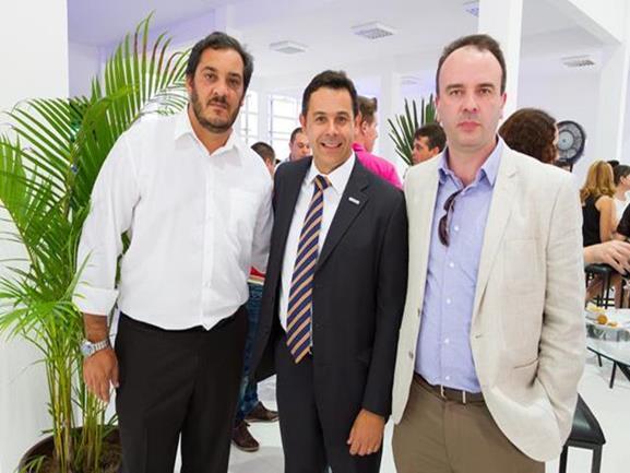 Cobertura de Inauguração LIUGONG Mogi Guaçu