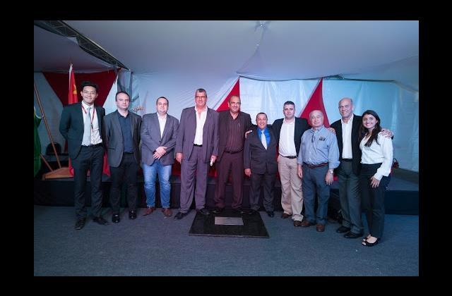 Inauguração Sany Jacareí
