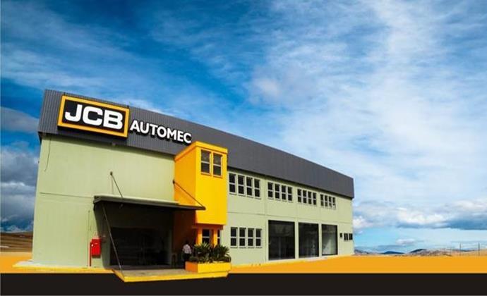 Inauguração Nova Revenda JCB (Automec)
