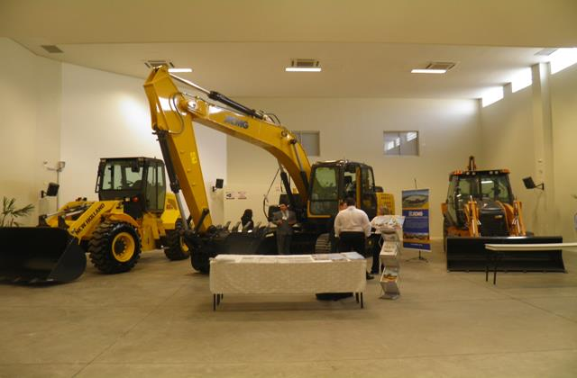 Expo Apelmat – XCMG, New Holland e Case